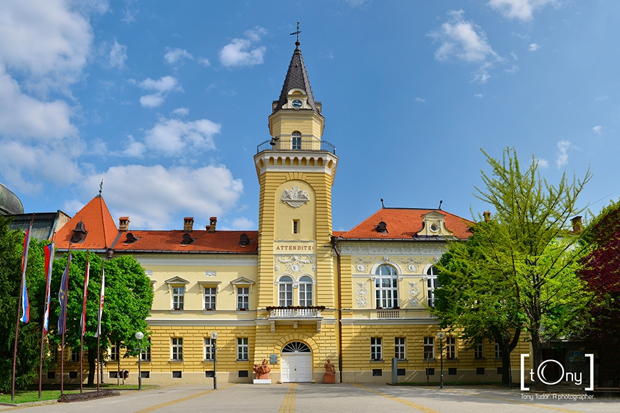 Kikinda city hall