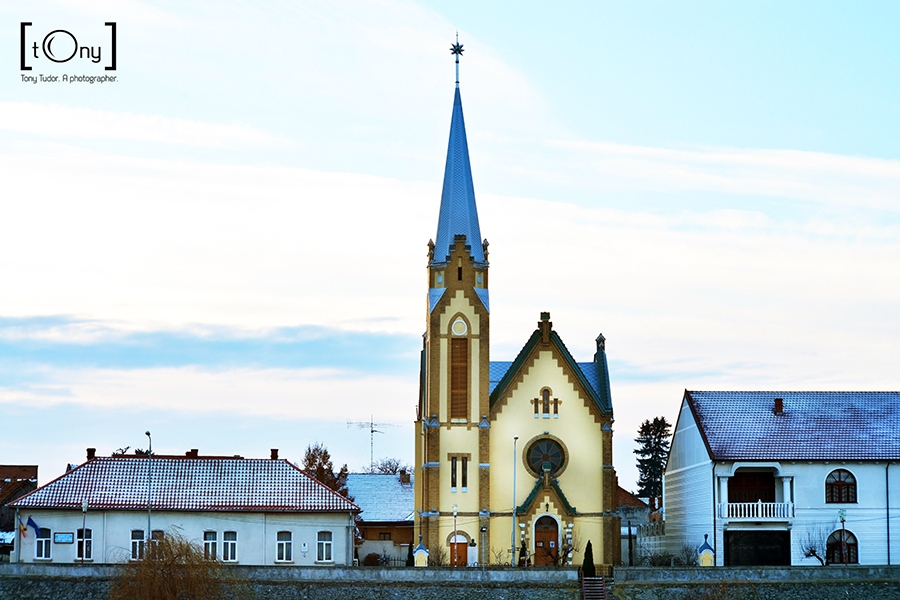 Lugoj Protestant Church