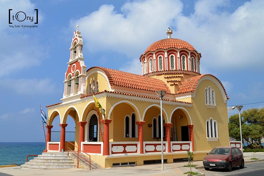 Rethymno Greek Orthodox church