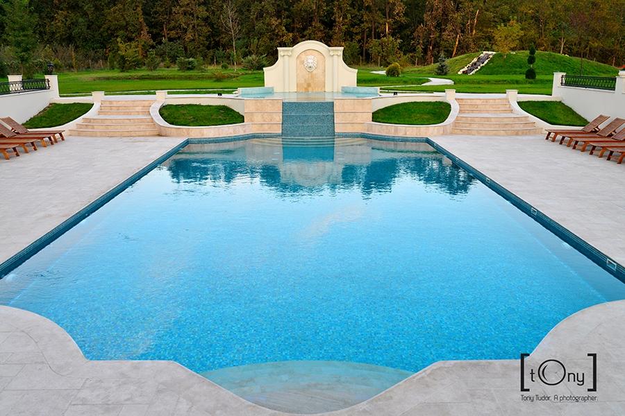Villa Trevi pool