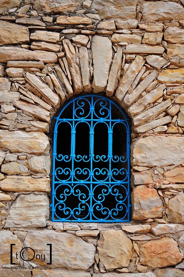 arab window